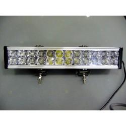 Barre 24 LEDs Magnum faisceau droit
