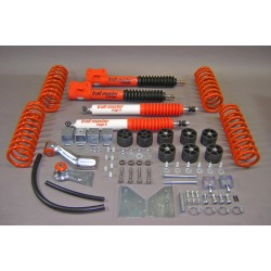 Suzuki Vitara 3p Kit suspension Trail Master +100mm 2.0 essence