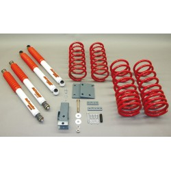 Nissan Patrol GR Y60 3p Kit suspension Trail Master