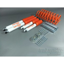 Nissan Terrano 2 3p +50/80mm Kit suspension Trail Master