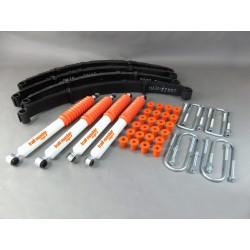 Toyota HJ60.61 Kit suspension Trail Master +75mm