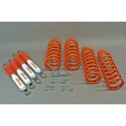 Toyota HDJ80 Kit suspension Trail Master +75mm