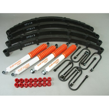 Toyota BJ/FJ 40.42 Kit suspension Trail Master +60mm