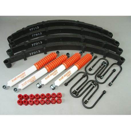 Toyota BJ/FJ 40.42 Kit suspension Trail Master +60mm