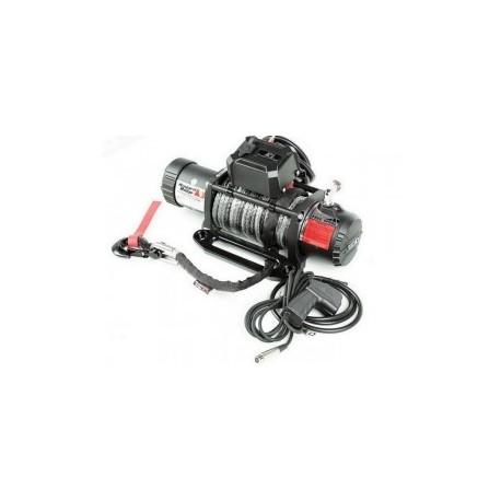 Treuil Off Road 3850kg à corde synthétique pour Jeep Wrangler JK