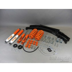 Mitsubishi L200 KB4T 2006 au 12/2015 Kit suspension +50/60mm Trail Master