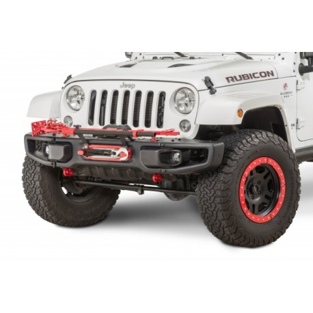 Parechoc Avant 10th Wrangler JK