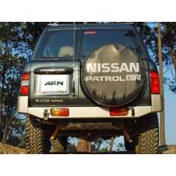 Patrol GR Y61 (de 1997 à 2000) arrière - Pare-choc pour Nissan