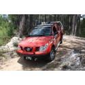 Pathfinder avant - Pare-choc pour Nissan